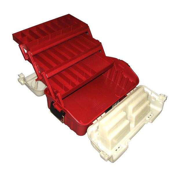 Plano Flipsider Three-Tray Tackle Box