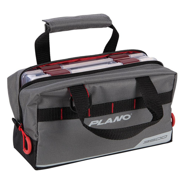 Plano Weekend Series Speedbag - 2-3500 Stowaway Included - Gray