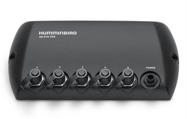 Humminbird AS-ETH-5PXG 5-PORT Ethernet Switch
