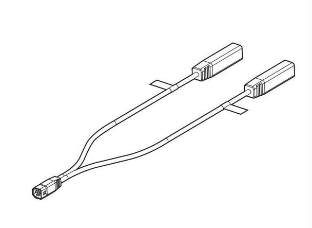 Humminbird 9-M-SIDB-Y Cable