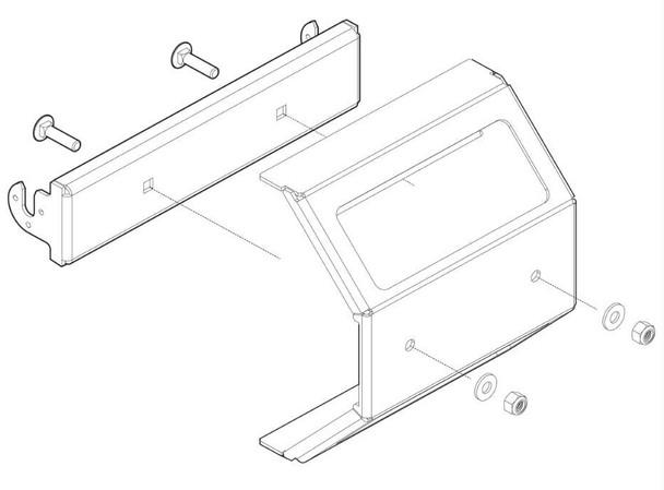Humminbird IDMK-H7R Flush Kit For Helix 7