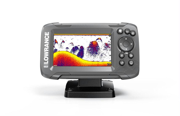 Lowrance HOOK2-4X GPS No Chart All Season Pack