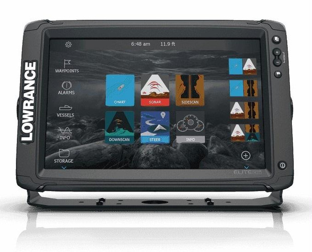 Lowrance ELITE12 Ti2 US/Canada AI 3in1
