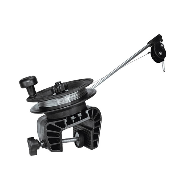 Scotty 1071 Laketroller Clamp Mount Manual Downrigger - 34282