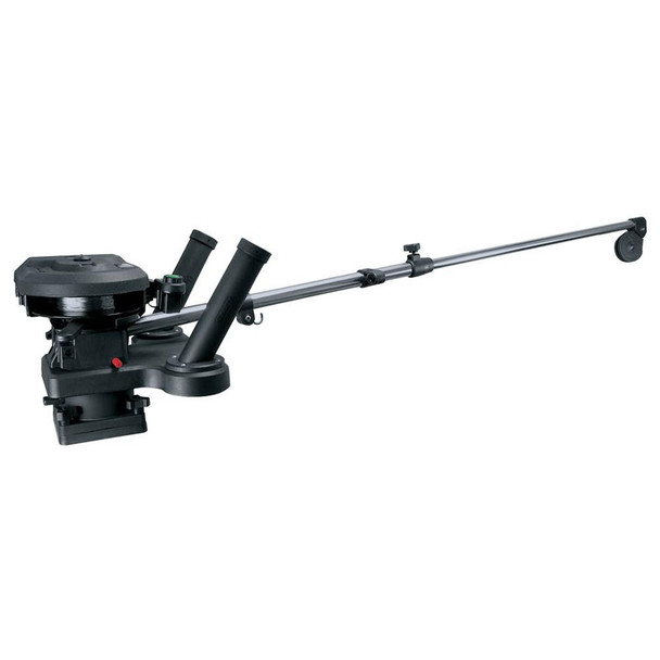 """Scotty 1116 Propack 60"""" Telescoping Electric Downrigger w/ Dual Rod Holders and Swivel Base - 34293"""