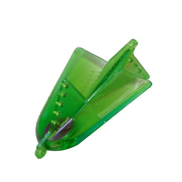 Davis Fish Seeker Trolling Plane - Chartreuse - 52097