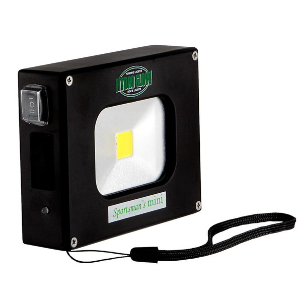 Hydro Glow SMl0 10W Personal Flood Light - USB Rechargeable