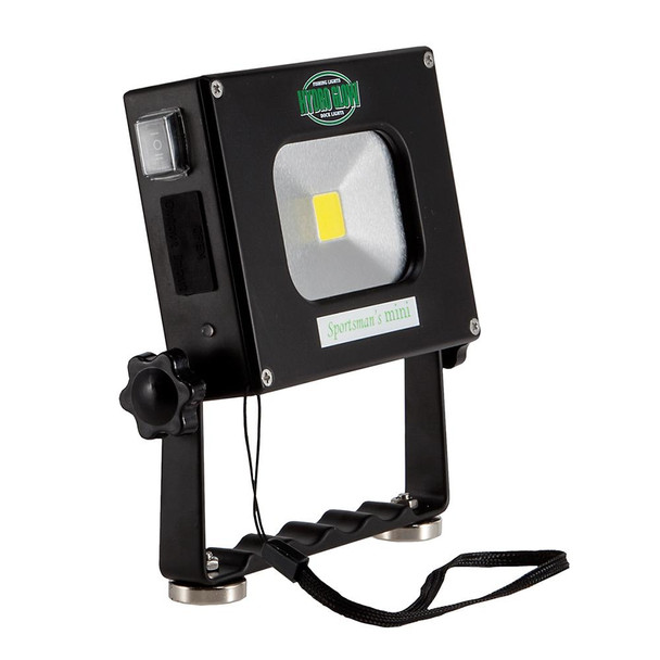 Hydro Glow SM10+ 10W Personal Flood Light w/Handle - USB Rechargeable