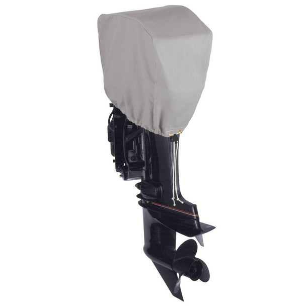 Dallas Manufacturing Co. Motor Hood Polyester Cover 4 - 50 hp - 115 hp 4 Strokes Or 2 Strokes Up To 200 hp - 36883