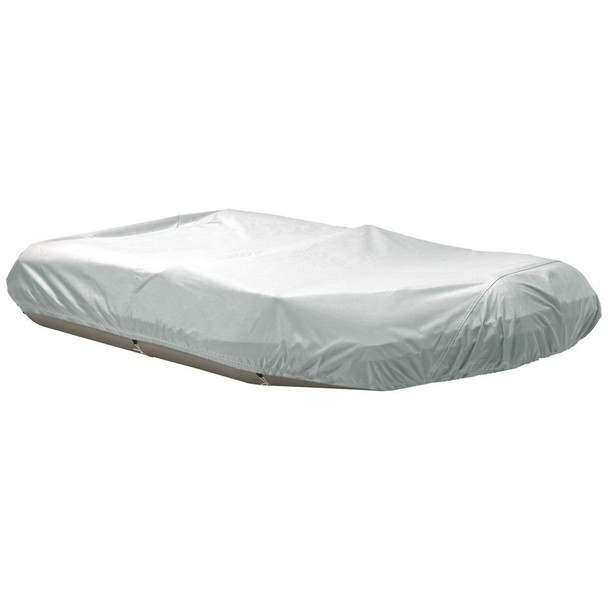 """Dallas Manufacturing Co. Polyester Inflatable Boat Cover B - Fits Up To 10'6"""", Beam to 62"""" - 36895"""