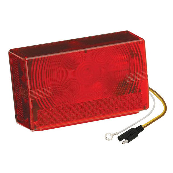 """Wesbar Submersible Over 80"""" Taillight - Left/Roadside - 37034"""