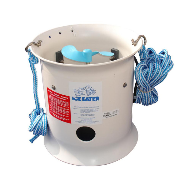 Ice Eater by The Power House 1HP Ice Eater w/200' Cord - 230V