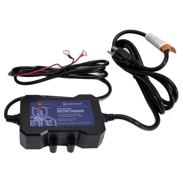 Attwood Battery Maintenance Charger - 52331