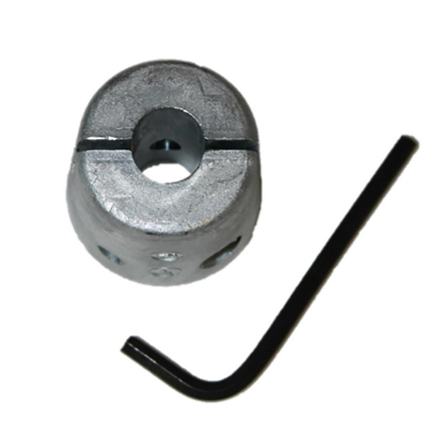 """Ice Eater by The Power House Aluminum Anode - 1/2"""" Diamater - Fits All Models"""