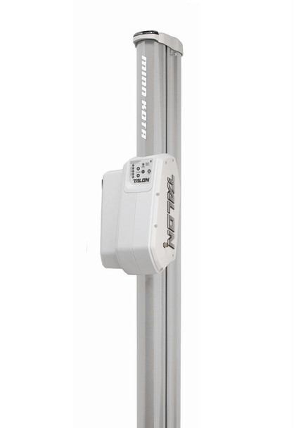 Minn Kota 10' Talon Bluetooth Silver/White Anchor