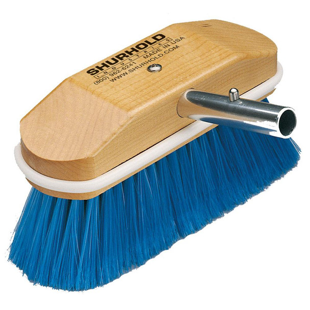 "Shurhold 8"" Nylon Soft Brush f/ Windows, Hulls, & Wheels"