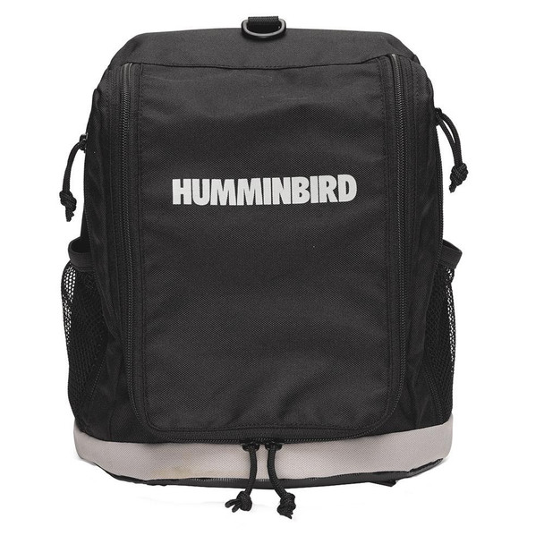 Humminbird ICE Fishing Flasher Soft Sided Carrying Case - 34051
