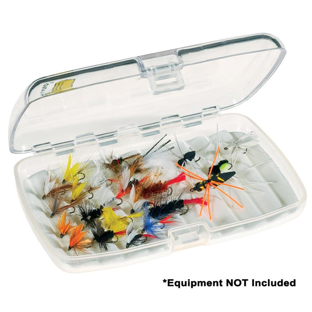 Plano Guide Series Fly Fishing Case Medium - Clear