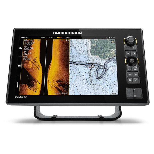 Humminbird Solix10 Msi Gps G2