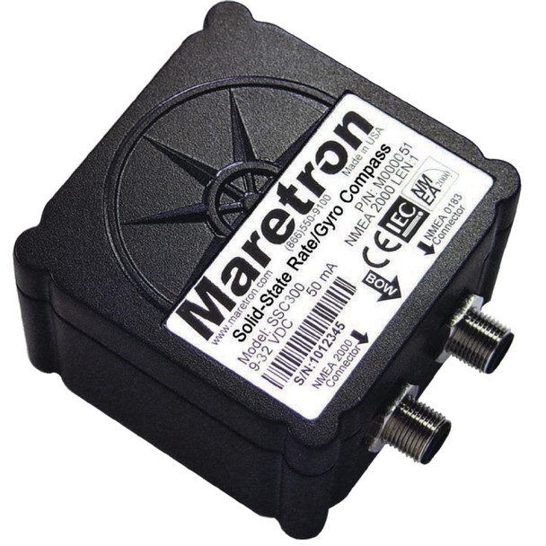 Maretron Solid-State Rate/Gyro Compass w/o Cables