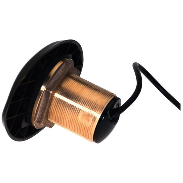 Navico XSONIC Bronze HDI Transducer Thru Hull 9 Pin Connector 10M Cable