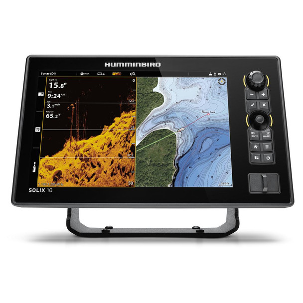 Humminbird Solix10 Ds/mdi Gps G2 No Transducer