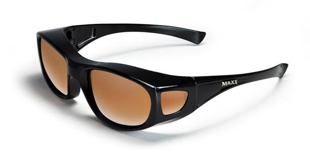Maxx Sunglasses HDP OTG Black Large