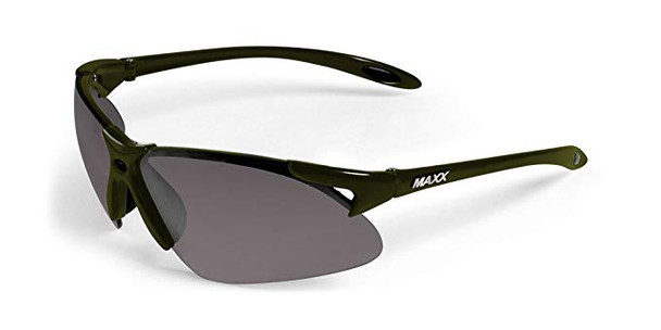 MAXX HD Maxx 2 TR90 Half Frame Sunglasses All Sport