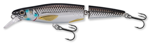 """Live Target Rainbow Smelt Jointed Bait 4 1/2"""" Trolling"""
