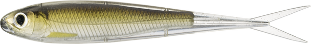 Live Target Twitch Minnow 3 3/4 inch, 4 pack