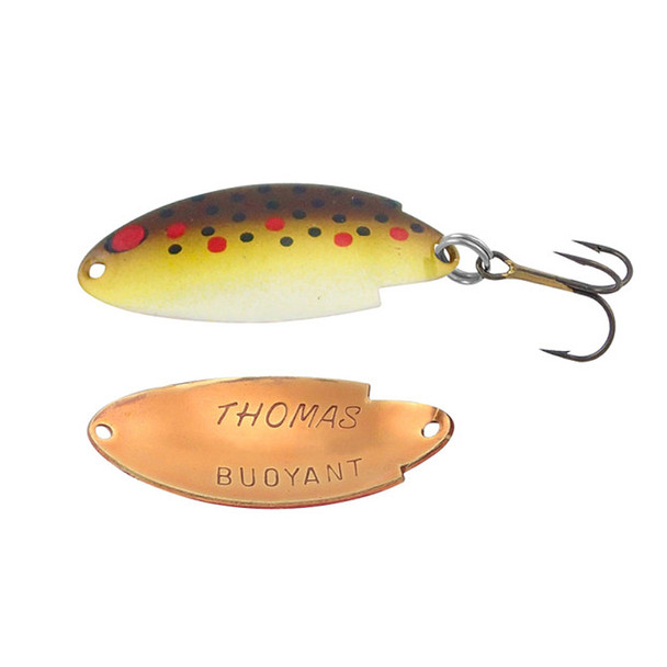 Thomas Buoyant Lures Brown Trout