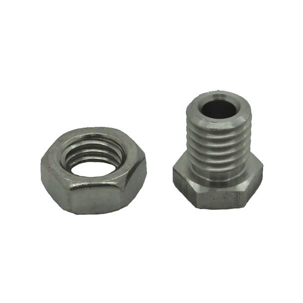 Minn Kota Trolling Motor Part - ROPE GUIDE/JAM NUT KIT - 2232315 (NEW 2772352)