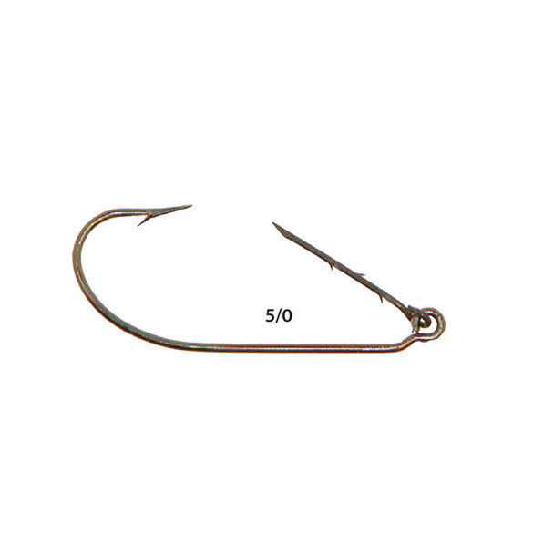 Mister Twister® ™ KKH5-5/0 Kahale Keeper™ Worm Hooks 5pk