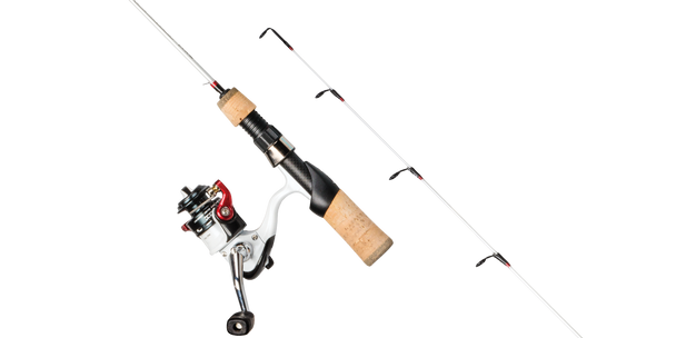 "Frabill 678008 Ice Hunter Spinning Reel Combo 32"" Medium Heavy"