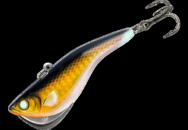 """Kamooki SmartFish  2.5"""" WALLEYE"""