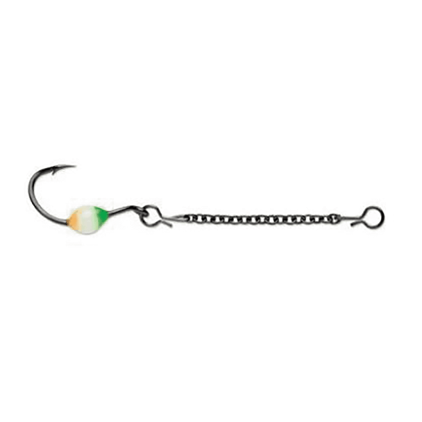 VMC ODC15GOGL Octopus Dropper Chain - Green Orange Glow (ODC15GOGL)