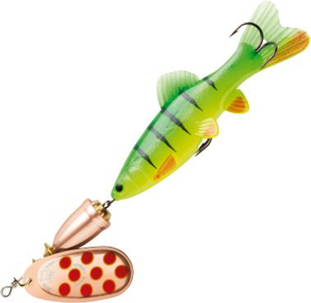 Blue Fox BFVCH2FT Chaser Minnow