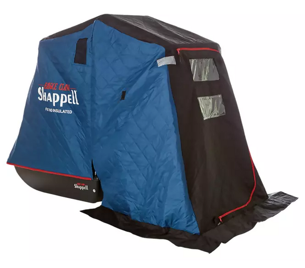 Shappell FX100i Insulated Ice Shelter (FX100i)