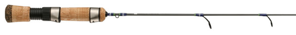 """13 Fishing - The Snitch Ice Rod 29"""" Quick Action Tip w/Hookset Backbone"""