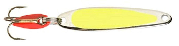 Swedish Pimple Fluorescent Yellow/Nickel