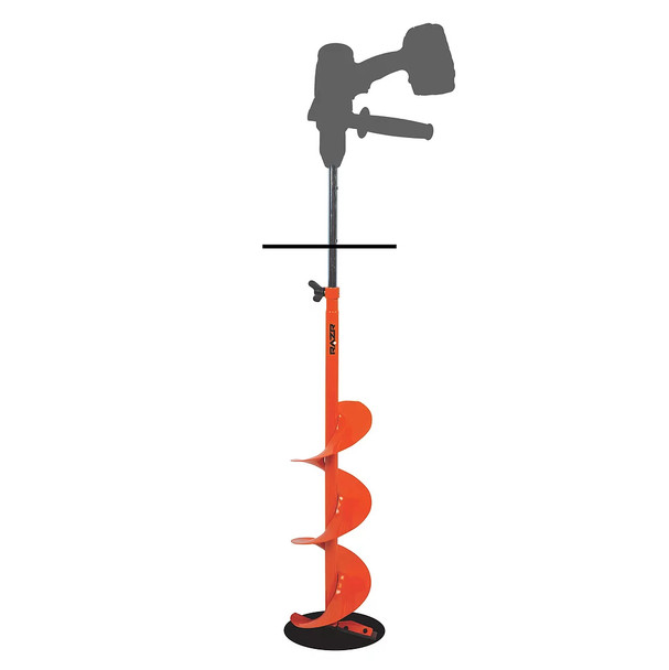 "Razr Scout 5"" Cordless Drill Ice Auger Kit - RSA5130"