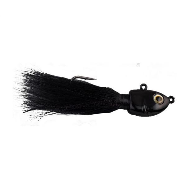 Berkley® Fusion19™ Bucktail Jigs Black