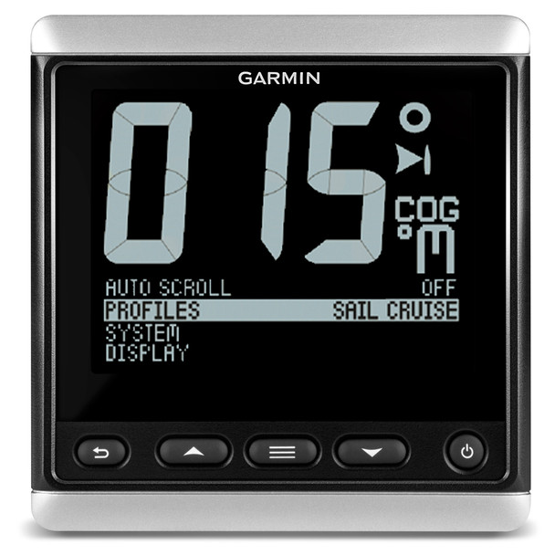 Garmin GNX 21 Marine Instrument w/Inverted Display - 4""