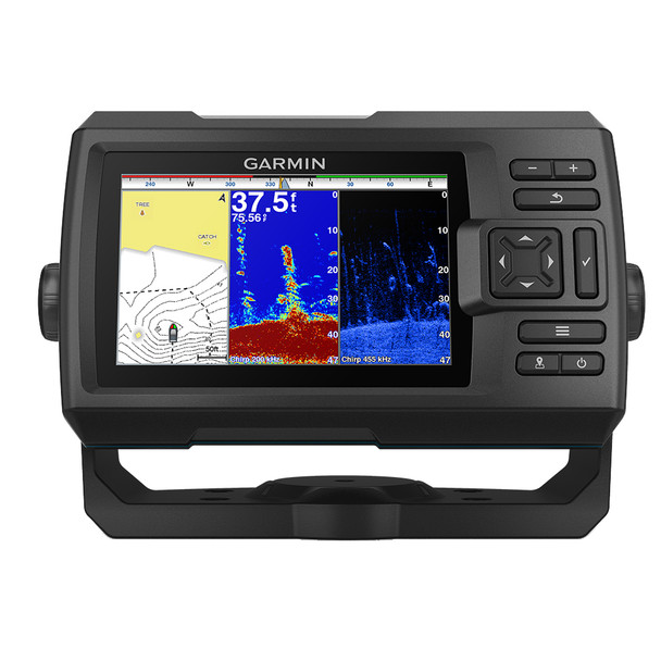 Garmin STRIKER Plus 5CV w/CV-20TM Transducer