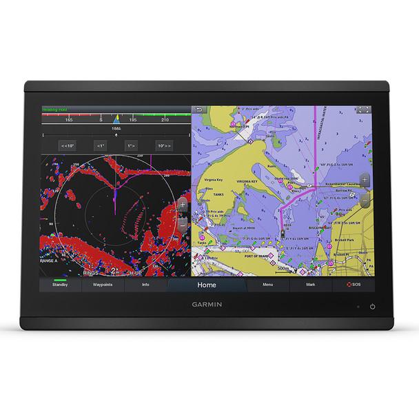 "Garmin GPSMAP 8416 16"" Chartplotter w/Worldwide Basemap"