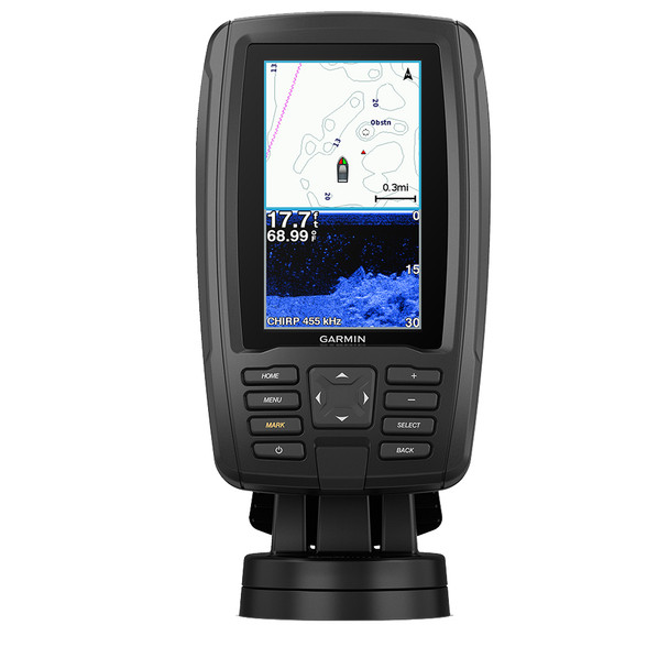 Garmin ECHOMAP Plus 44cv BlueChart G3 w/GT20-TM Transducer