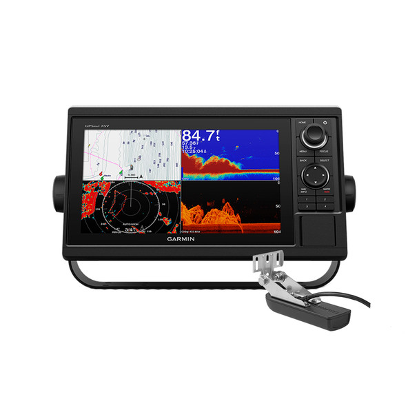 Garmin GPSMAP 1042xsv BlueChart G3 w/GT52HW-TM Transducer