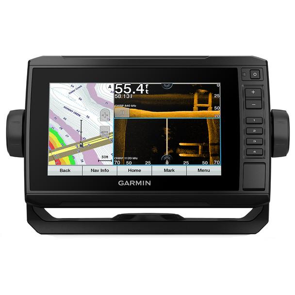 Garmin ECHOMAP UHD 73sv US LakeVü g3 w/o Transducer