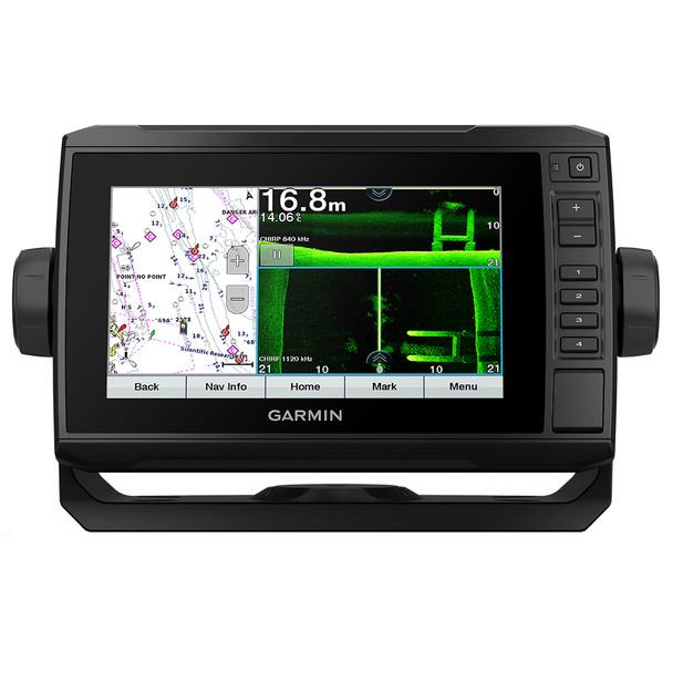 Garmin ECHOMAP UHD 72sv w/o Transducer