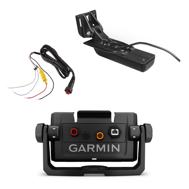 Garmin ECHOMAP Plus 7Xsv Boat Kit